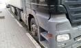 Санитарные врачи досмотрели грузовик.