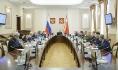 Заседание областного организационного комитета «Победа».