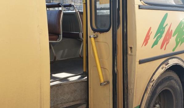 Изменят маршрут движения автобусов.