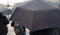 На День Победы обещают дождь.