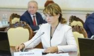 Галина Абричкина.