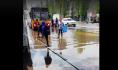 Потоп на Остужева.