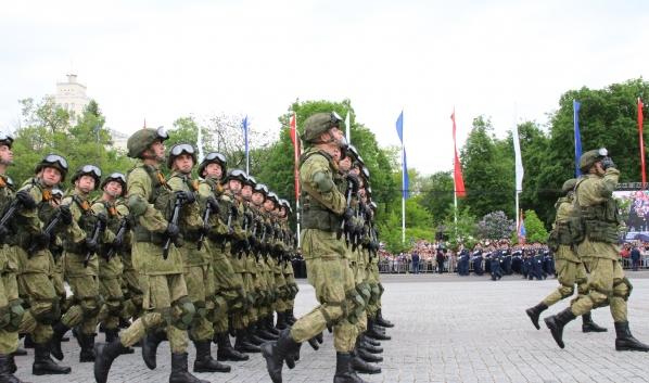 Парад Победы - 2019.