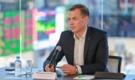 Пресс-конференция Владимира Ситнова.