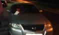 Воронежец вез наркотики на автомобиле.