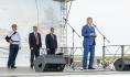 Губернатор Александр Гусев на выставке «День Воронежского поля».