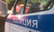 Полицейские задержали грабителя.