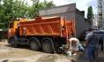 Жителям Советского района подвозят техническую воду.