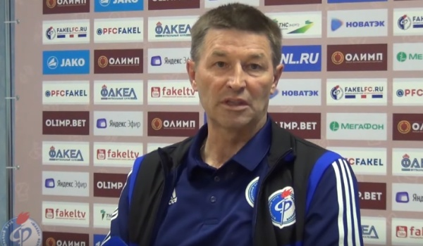 Сергей Оборин.