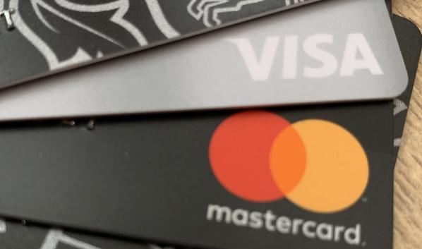 Visa и MasterCard.