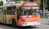 Воронеж получит троллейбусы из Москвы.