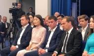 Владимир Нетесов на конференции.