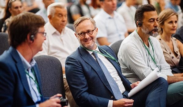 Конференция соберет специалистов из разных стран.