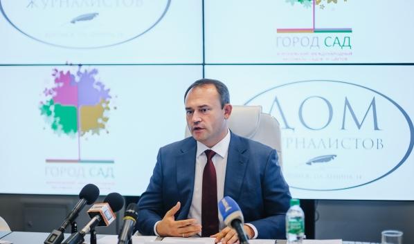 Алексей Карякин рассказал об организации фестиваля.