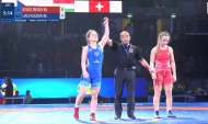 Девушка из Воронежа завоевала бронзовую медаль.