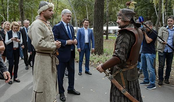 Фестиваль «Русское лето» - 2019.
