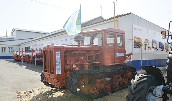 Александр Гусев в Воробьевском районе.