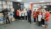 Открытие «Точки роста» в Верхнехавской школе №3.