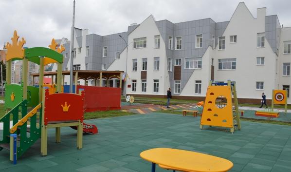 Детский сад №24 в Воронеже.