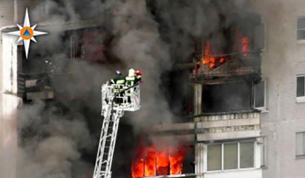 Пожары на балконах далеко не редкость.