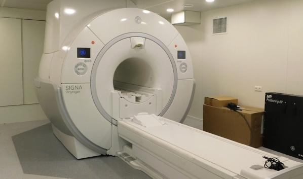 Новый томограф.
