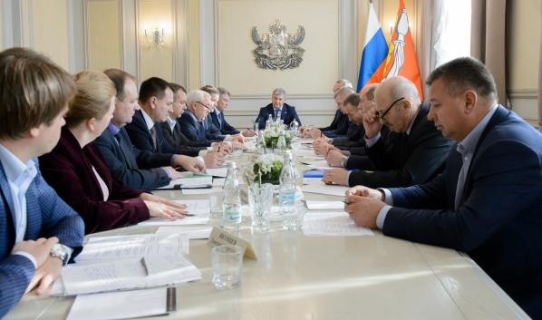 Заседание рабочей группы.