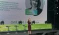 Наталья Демина открыла бизнес-форум.