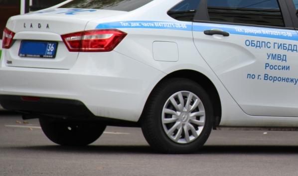 Подозреваемого задержали сотрудники ГИБДД.