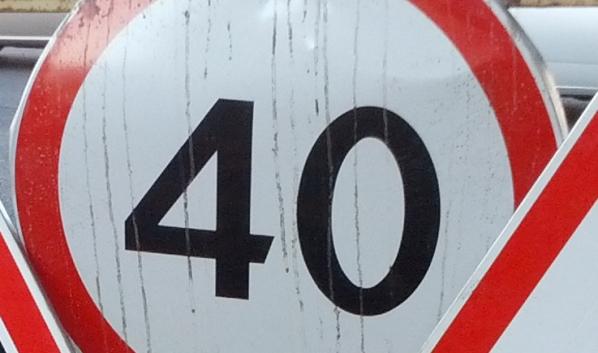 Максимум при таком знаке можно будет ехать 50 км/час.