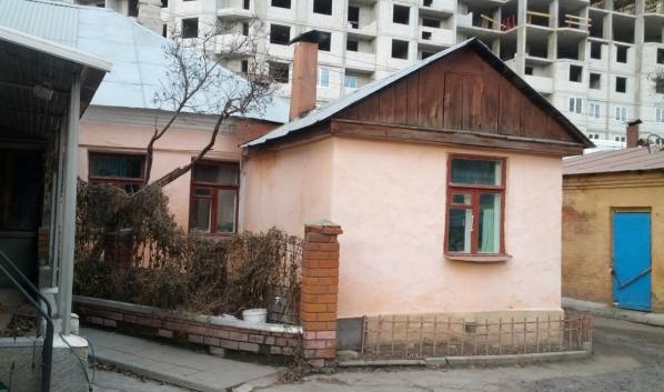 Частный дом в Воронеже.