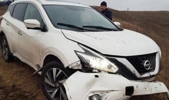 Водитель Nissan Murano погиб.