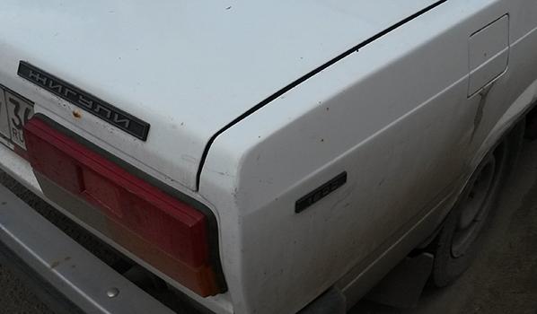 Мужчина угнал «ВАЗ» из гаража.