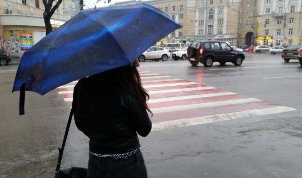 В Воронеже ожидаются дожди.