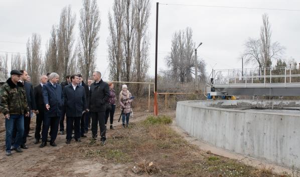 Александр Гусев провел совещание на «ЛОСе».