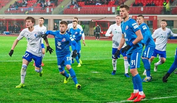 Воронежцы проиграли москвичам.