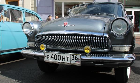 Автомобили марки ГАЗ больше не популярны у воронежцев.