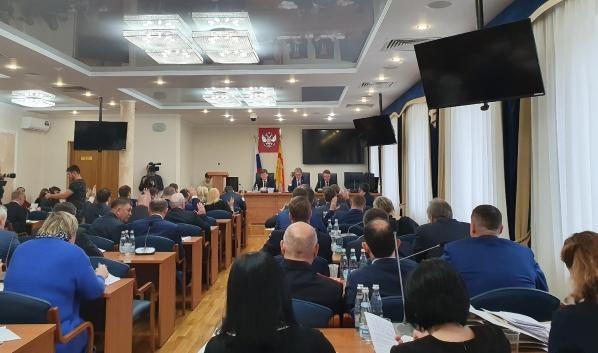 Депутаты согласовали изменения в генплан.