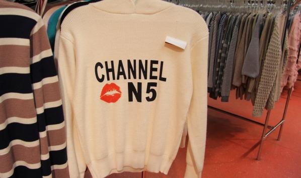 Chanel подделывают активнее всего.