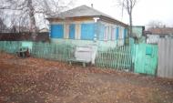 Дом, где произошло убийство.