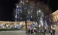 ЧП случилось на площади Черняховского.