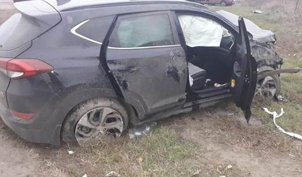 Авария унесла жизни двух человек.