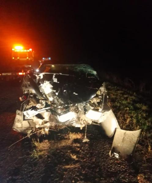 Водитель ВАЗ-2110 погиб.