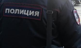 Предполагают, что аварию совершил полицейский.