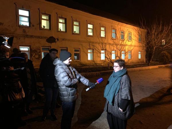Ревизоры в Борском интернате.
