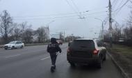 Водители авто с нечитаемыми номерами получили штрафы.