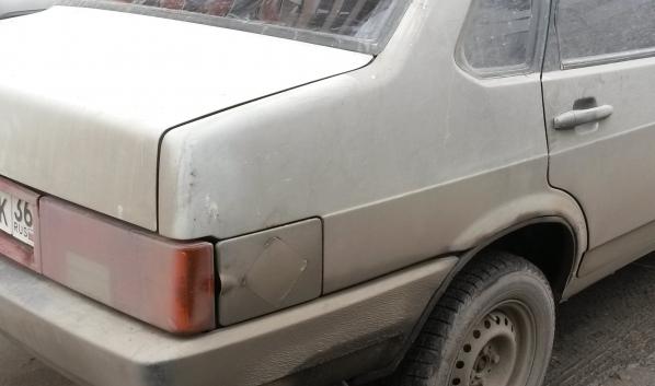 «ВАЗ-21093».