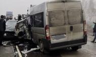 В аварии погибли 5 человек.