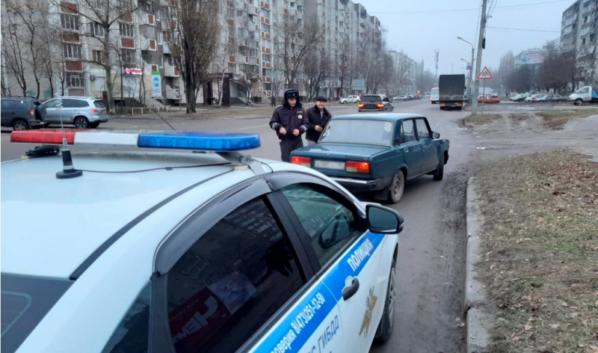 ДПС будут дежурить на улицах Воронежа.