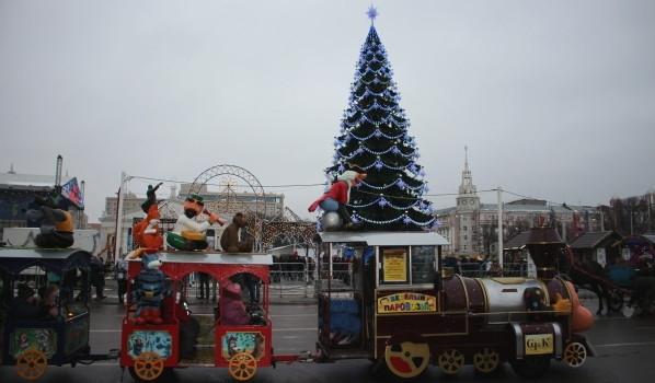 План мероприятий на Новый год 2020 в Воронеже.