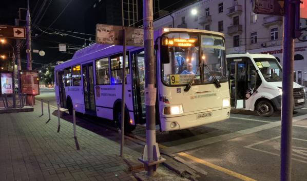 Автобусы выедут на дороги в новогоднюю ночь.